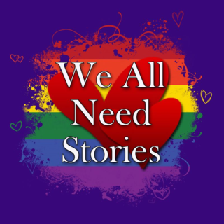 We All Need Stories badge