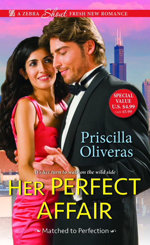 Her Perfect Affair by Priscilla Oliveras (Matched to