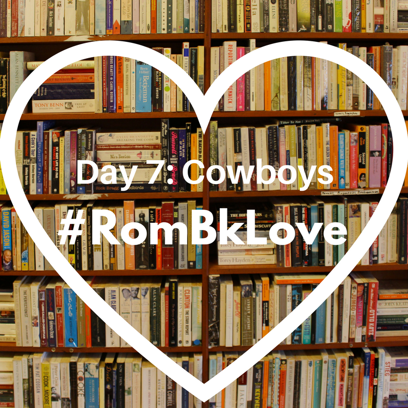 Day 7: Cowboys #Rombklove
