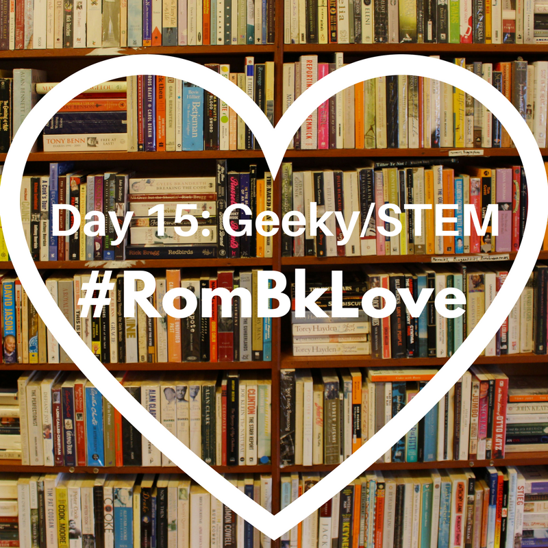 Day 15: Geeky/STEM