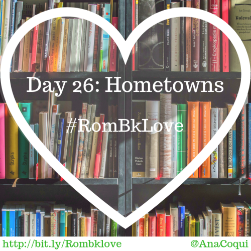 Day 26 #RomBkLove