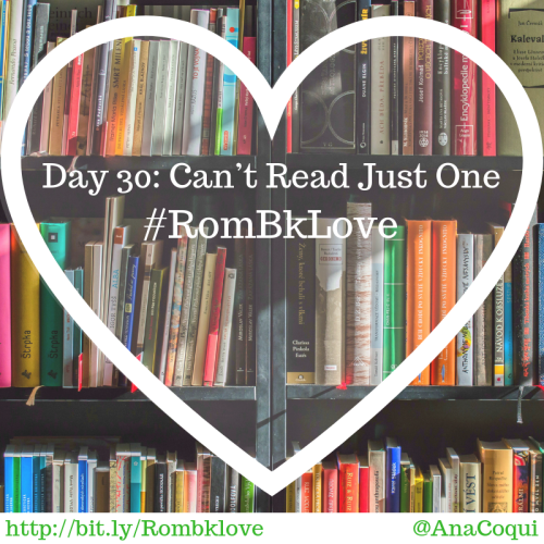 Day 30 #RomBkLove