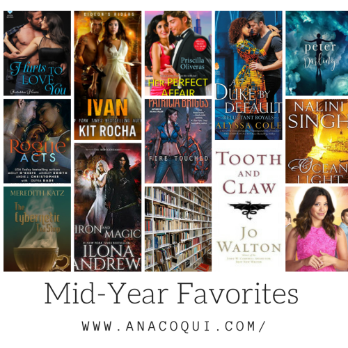 Mid-Year Favorites