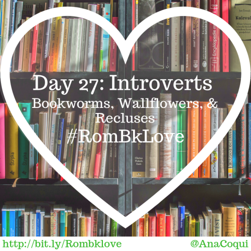 Day 27 #RomBkLove