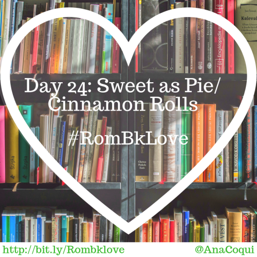 Day 24 #RomBkLove