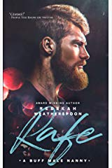 Rafe cover  beared redheaded man side profile