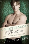 Gentleman'sposition cover  shirtless muscled redheaded man