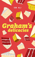Graham delicacies cover cake pieces