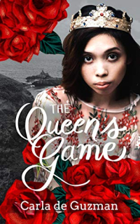 Queensgame carla de guzman young dark haired woman in a crown