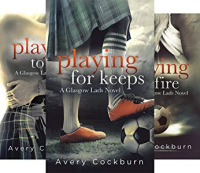 Glasglow lads series covers