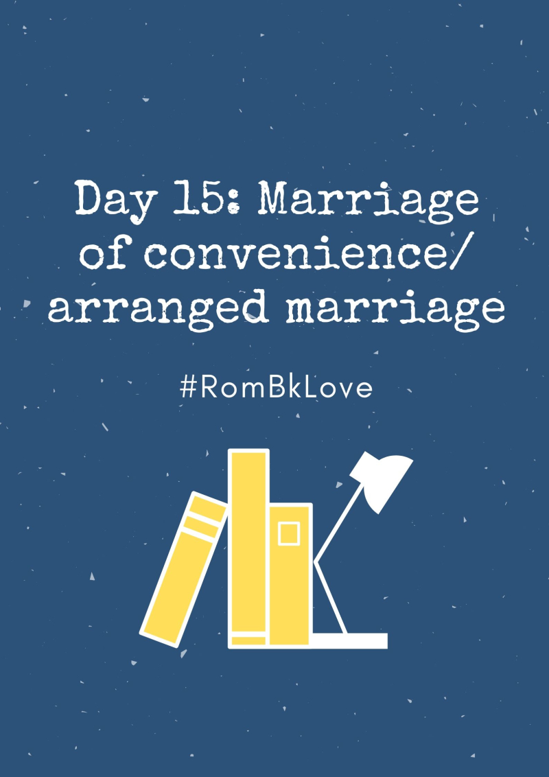 Day15_Marriage Convenience