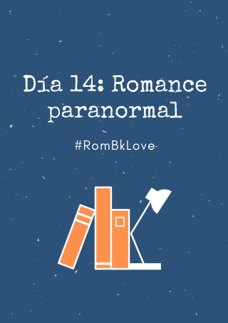 Day14_Paranormal Romance